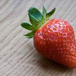 photo of a strawberry