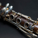 photo of a clarinet