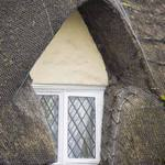 Under a Thatched Roof