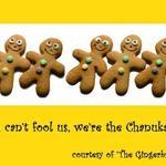 Chanukah Gingerbread