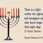 Chanukah Endless Light