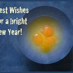 New Year Brightness