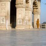 Monk In Delhi