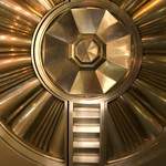 photo of a vault door