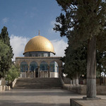 photo of the Dome of the Rock in Jerusalem